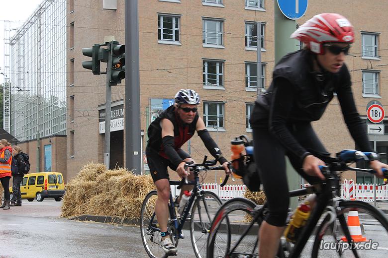 Ironman Frankfurt - Bike 2011