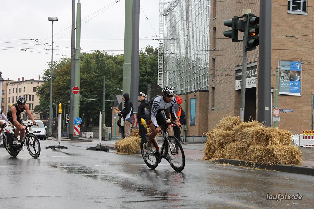 Ironman Frankfurt - Bike 2011 Foto (1)