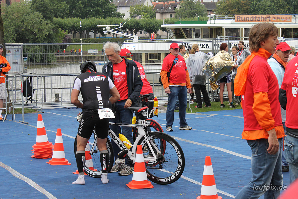Ironman Frankfurt - Bike 2011 - 1348