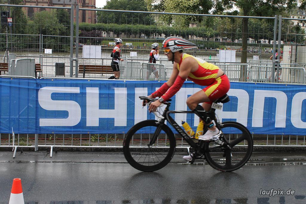 Ironman Frankfurt - Bike 2011 - 1414