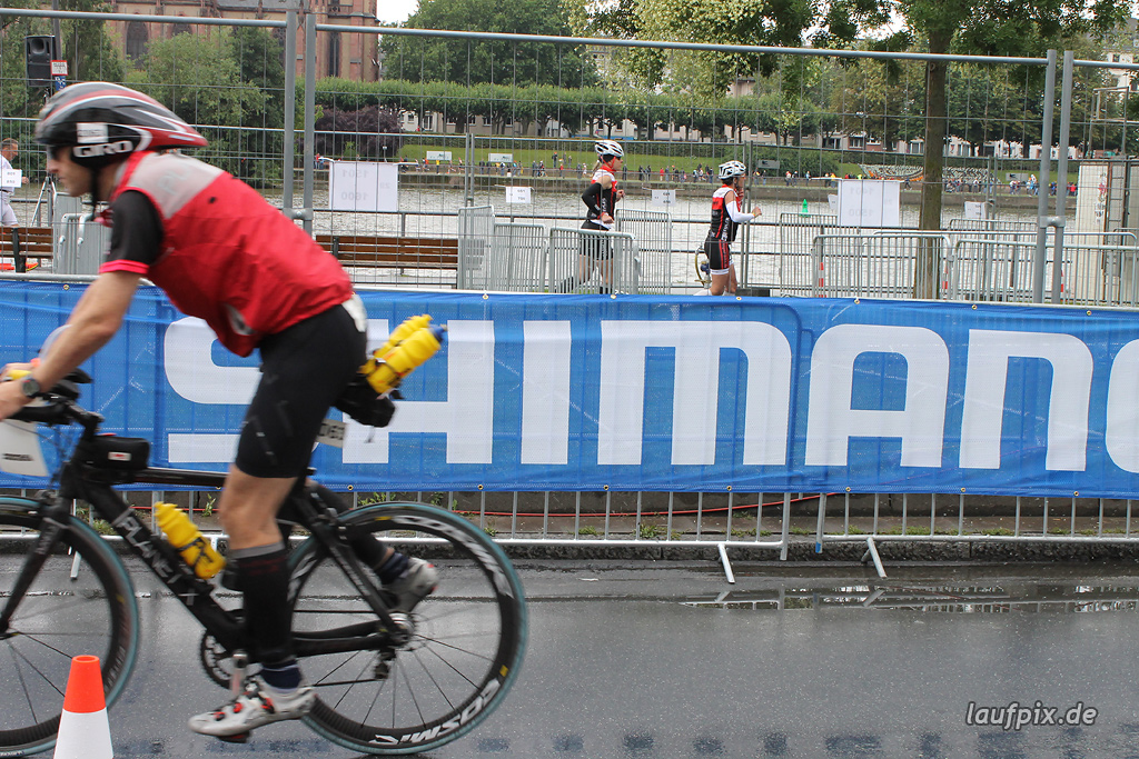 Ironman Frankfurt - Bike 2011 - 1415
