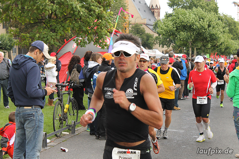 Ironman Frankfurt - Run 2011 - 34