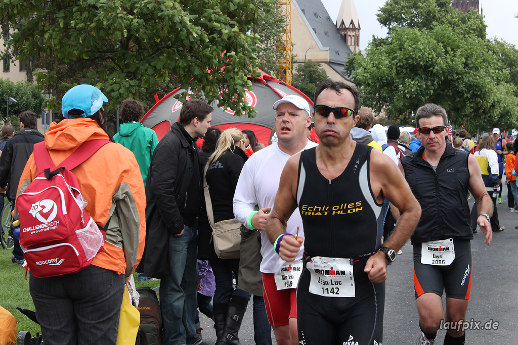 Ironman Frankfurt - Run 2011 - 7