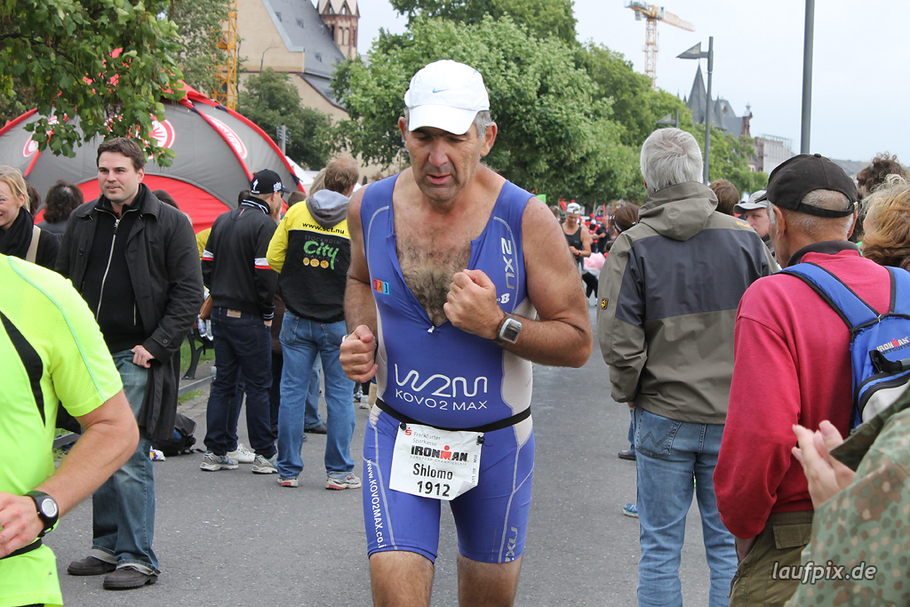 Ironman Frankfurt - Run 2011 - 10