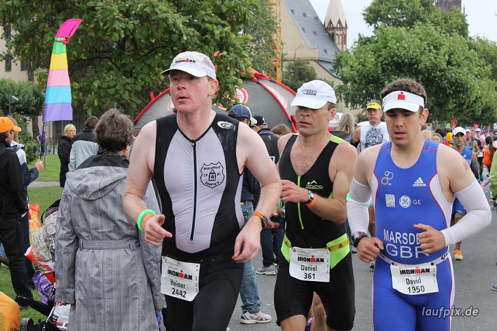 Ironman Frankfurt - Run 2011 - 12