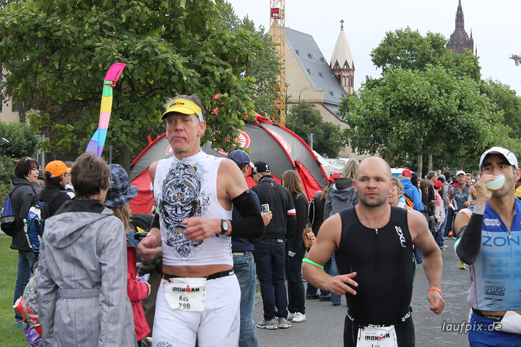 Ironman Frankfurt - Run 2011 - 13