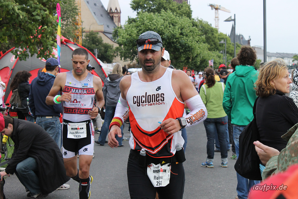 Ironman Frankfurt - Run 2011 - 16