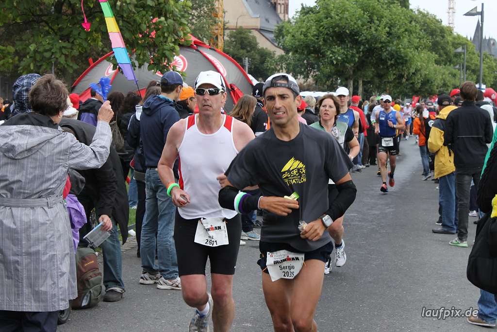 Ironman Frankfurt - Run 2011 - 22