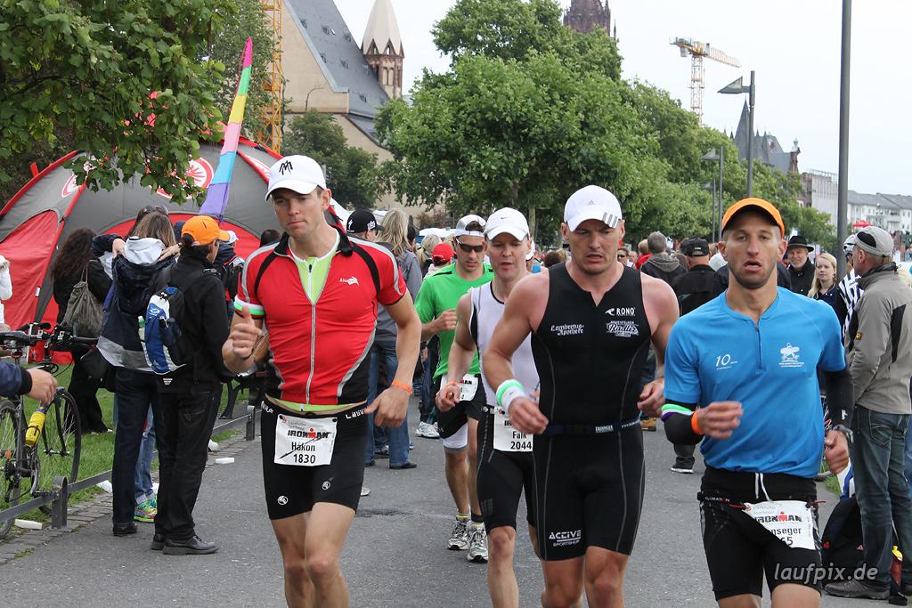 Ironman Frankfurt - Run 2011 - 25