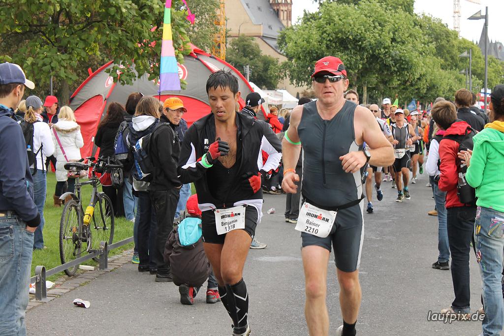 Ironman Frankfurt - Run 2011 - 32