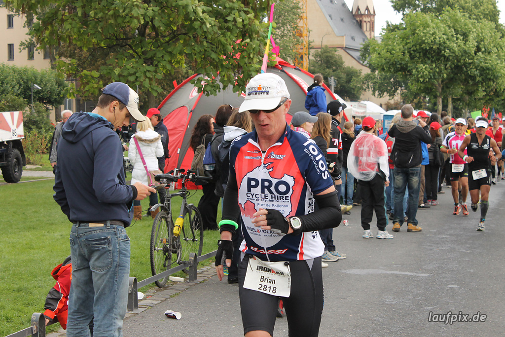 Ironman Frankfurt - Run 2011 - 33