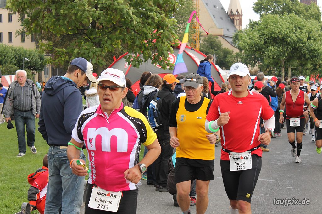 Ironman Frankfurt - Run 2011 - 35