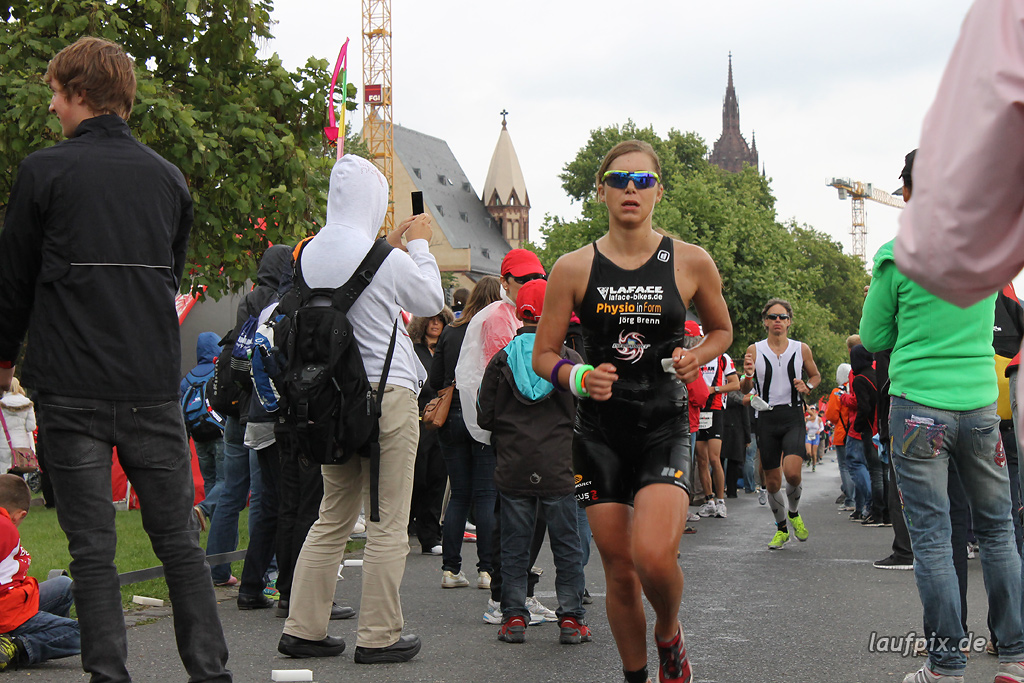 Ironman Frankfurt - Run 2011 - 43
