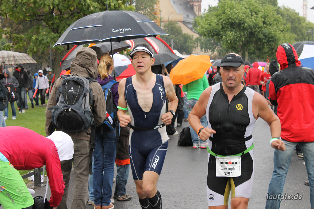 Ironman Frankfurt - Run 2011 - 56