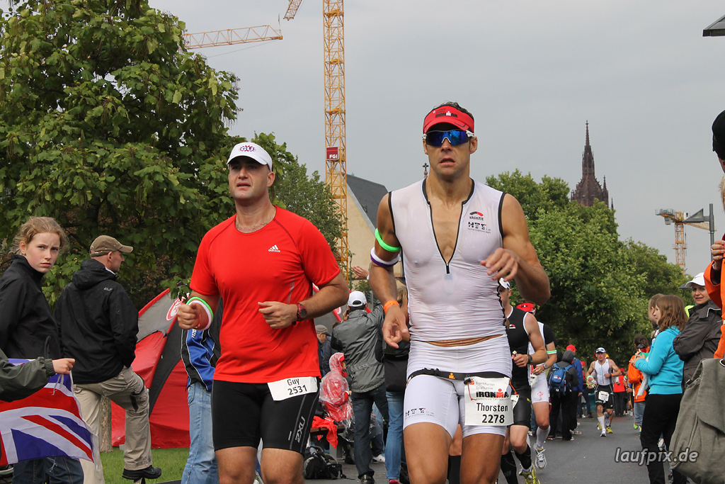 Ironman Frankfurt - Run 2011 - 80