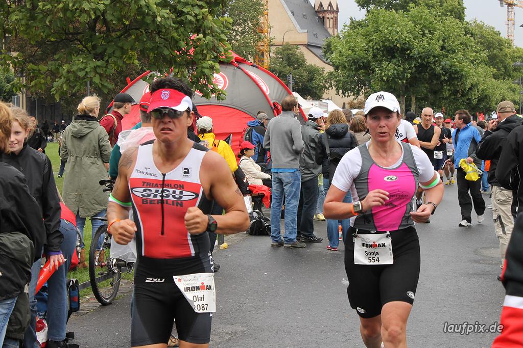 Ironman Frankfurt - Run 2011 - 89