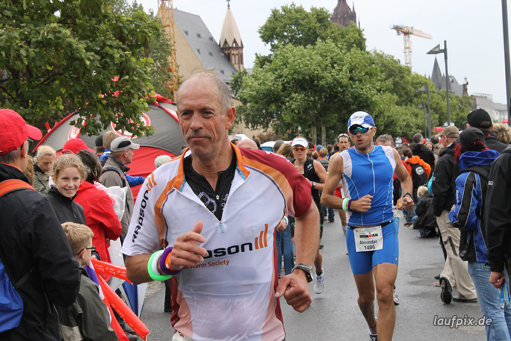 Ironman Frankfurt - Run 2011 - 107