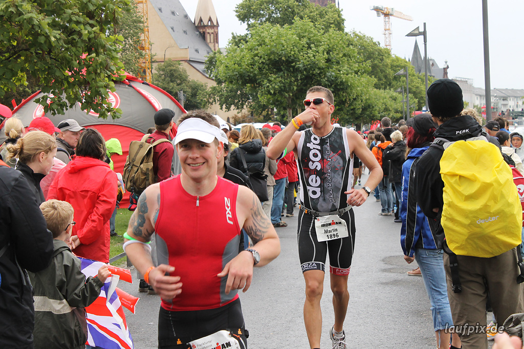 Ironman Frankfurt - Run 2011 - 113