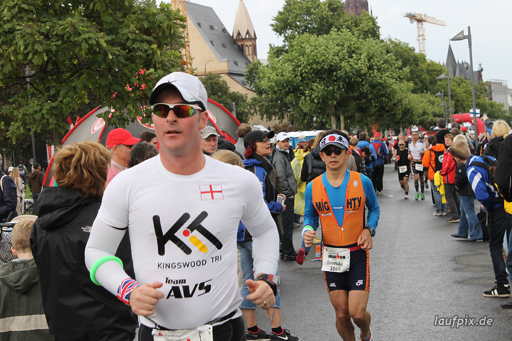 Ironman Frankfurt - Run 2011 - 145