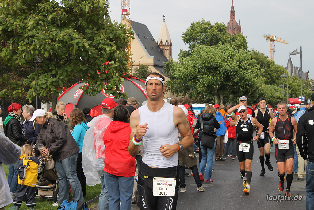Ironman Frankfurt - Run 2011 - 175