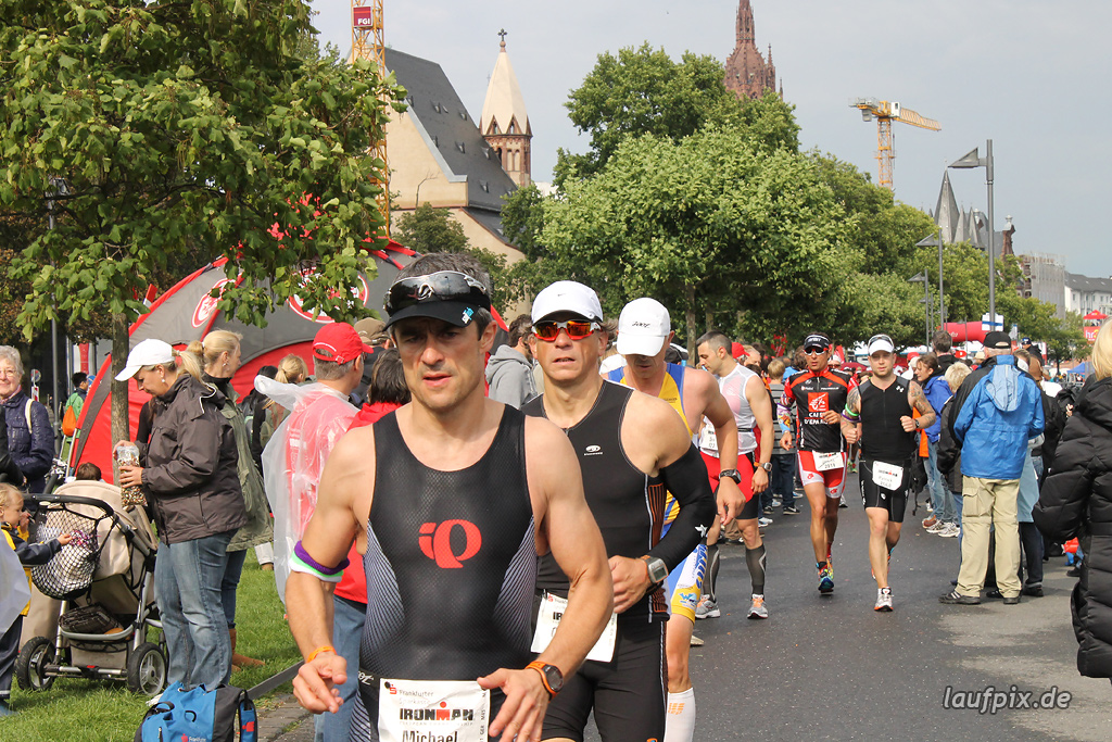 Ironman Frankfurt - Run 2011 Foto (194)