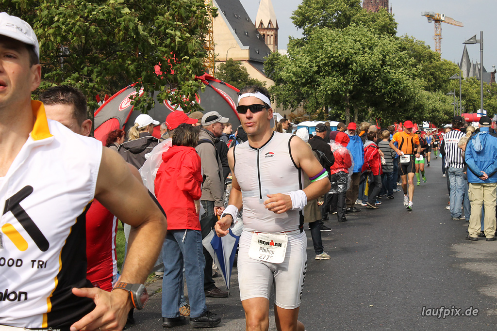 Ironman Frankfurt - Run 2011 - 201