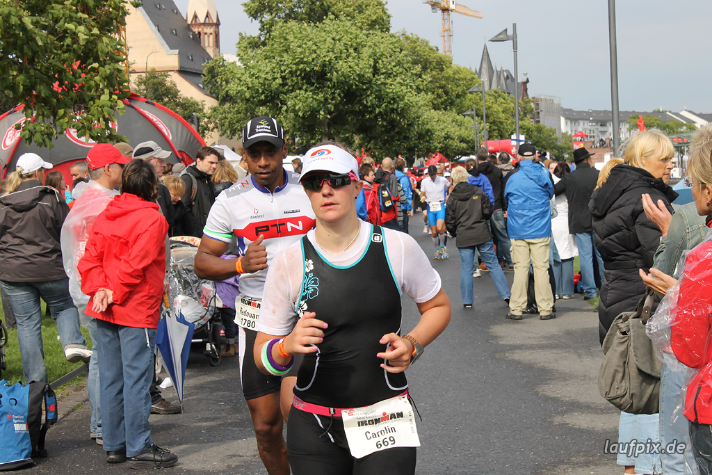 Ironman Frankfurt - Run 2011 - 208