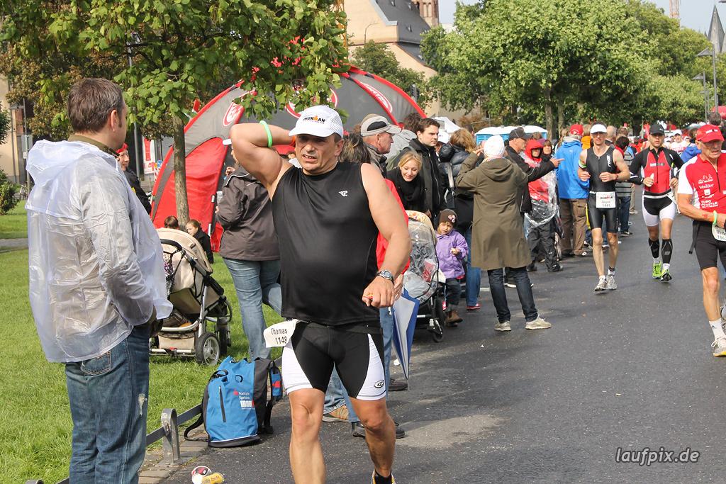 Ironman Frankfurt - Run 2011 - 212