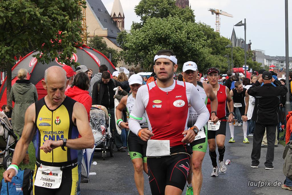 Ironman Frankfurt - Run 2011 - 242