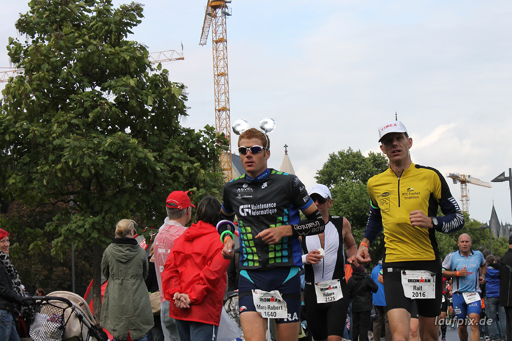 Ironman Frankfurt - Run 2011 - 248