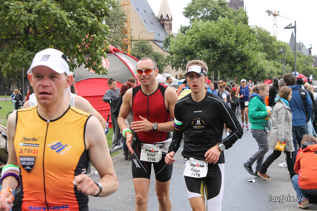 Ironman Frankfurt - Run 2011 - 281