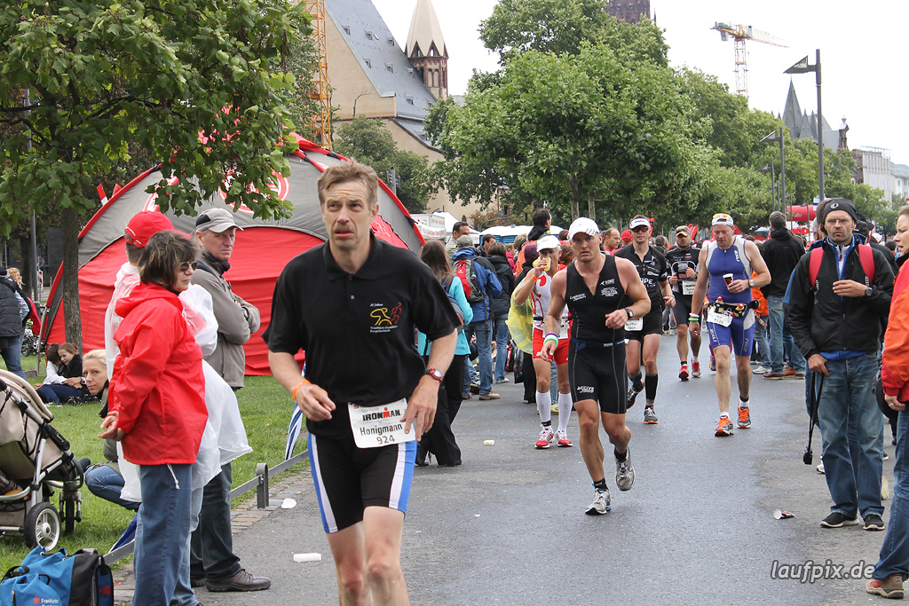 Ironman Frankfurt - Run 2011 - 284