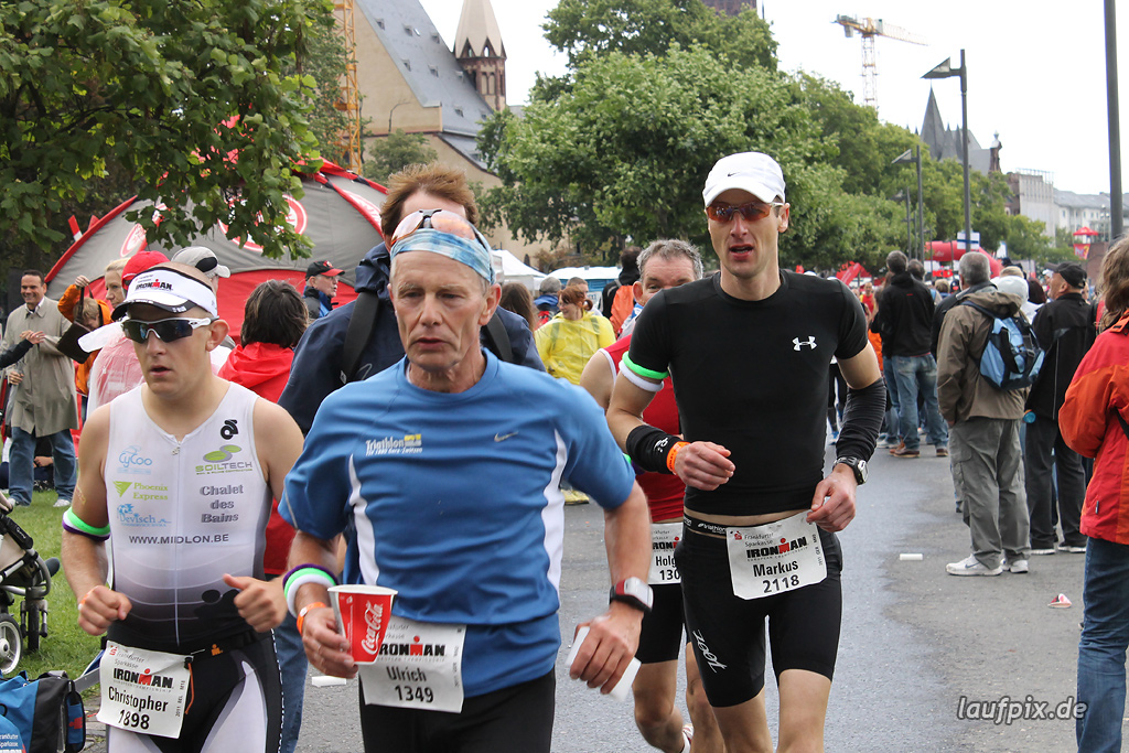 Ironman Frankfurt - Run 2011 - 287