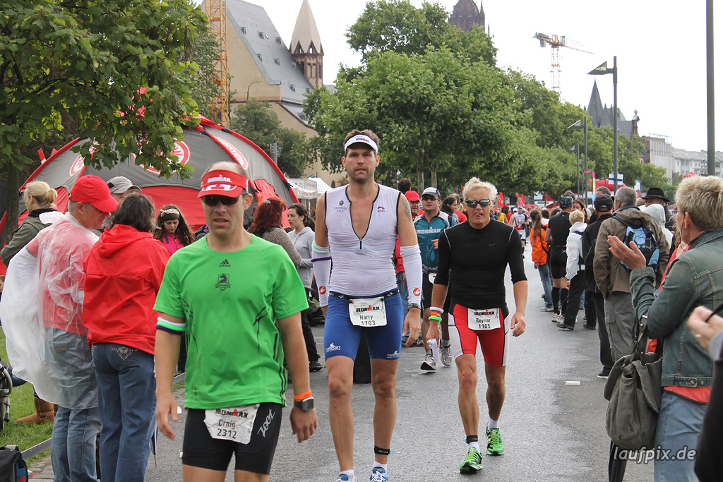Ironman Frankfurt - Run 2011 - 306