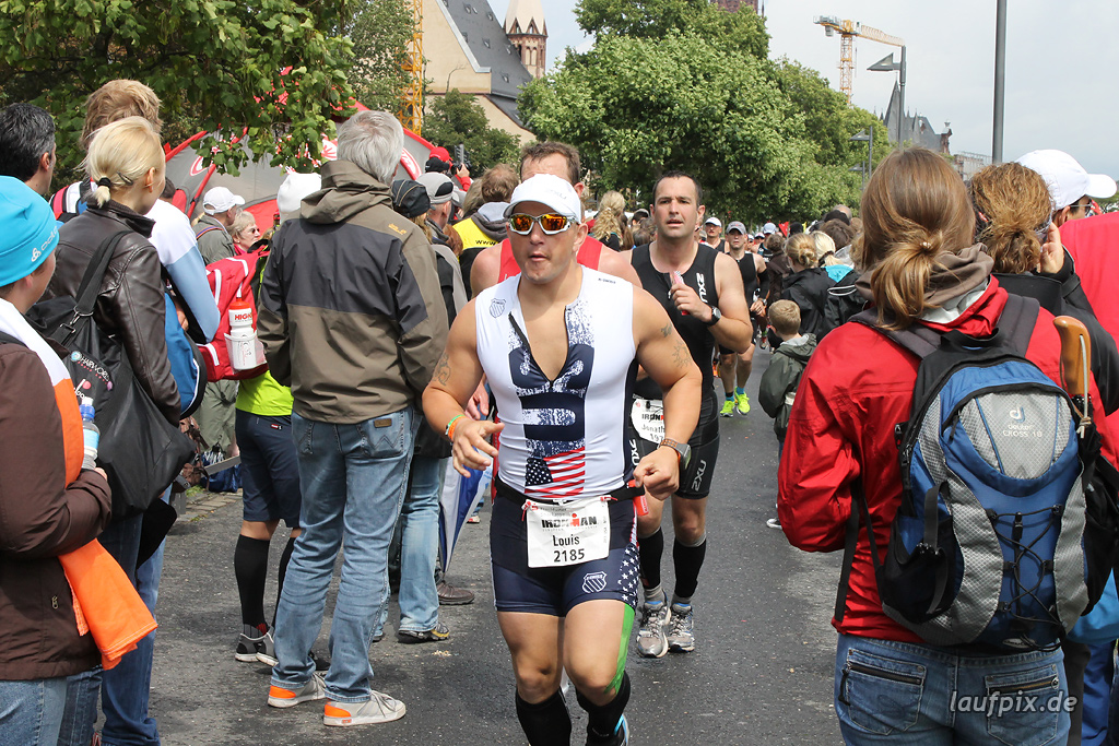Ironman Frankfurt - Run 2011 - 360
