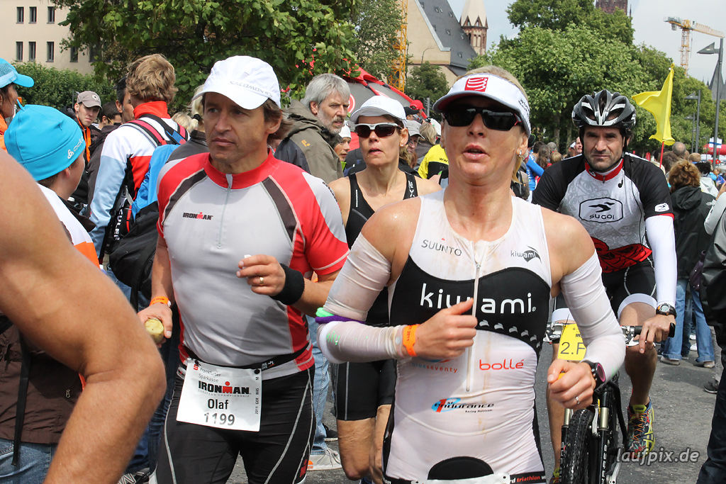 Ironman Frankfurt - Run 2011 - 366