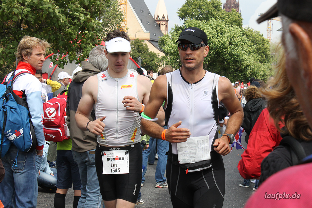 Ironman Frankfurt - Run 2011 - 380