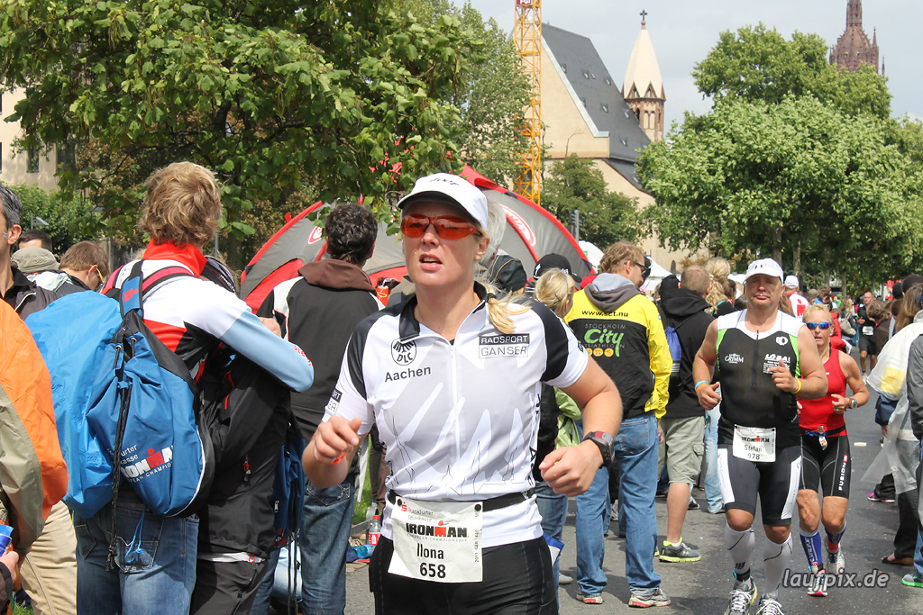 Ironman Frankfurt - Run 2011 - 407
