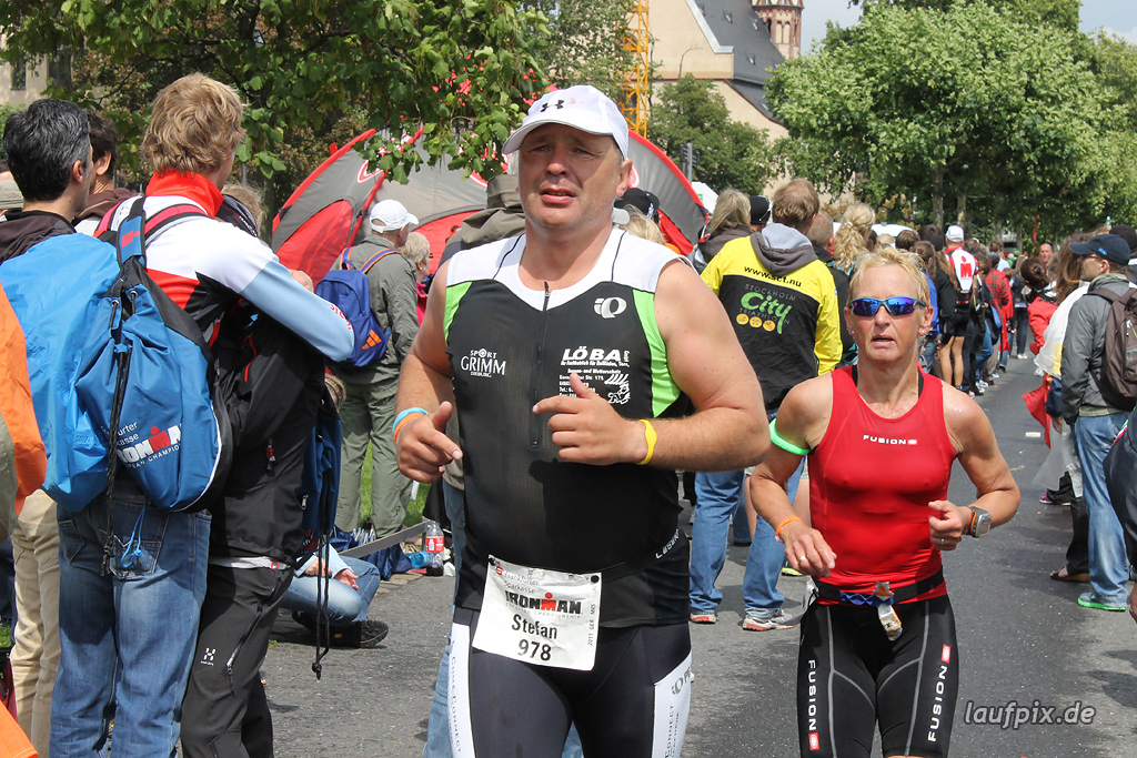 Ironman Frankfurt - Run 2011 - 408