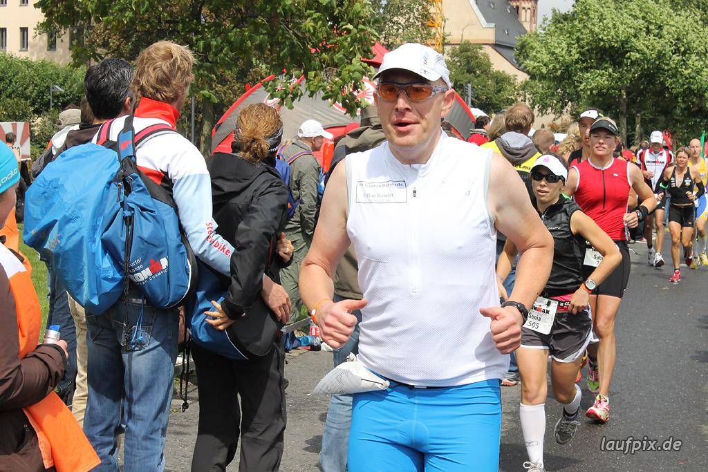 Ironman Frankfurt - Run 2011 - 417