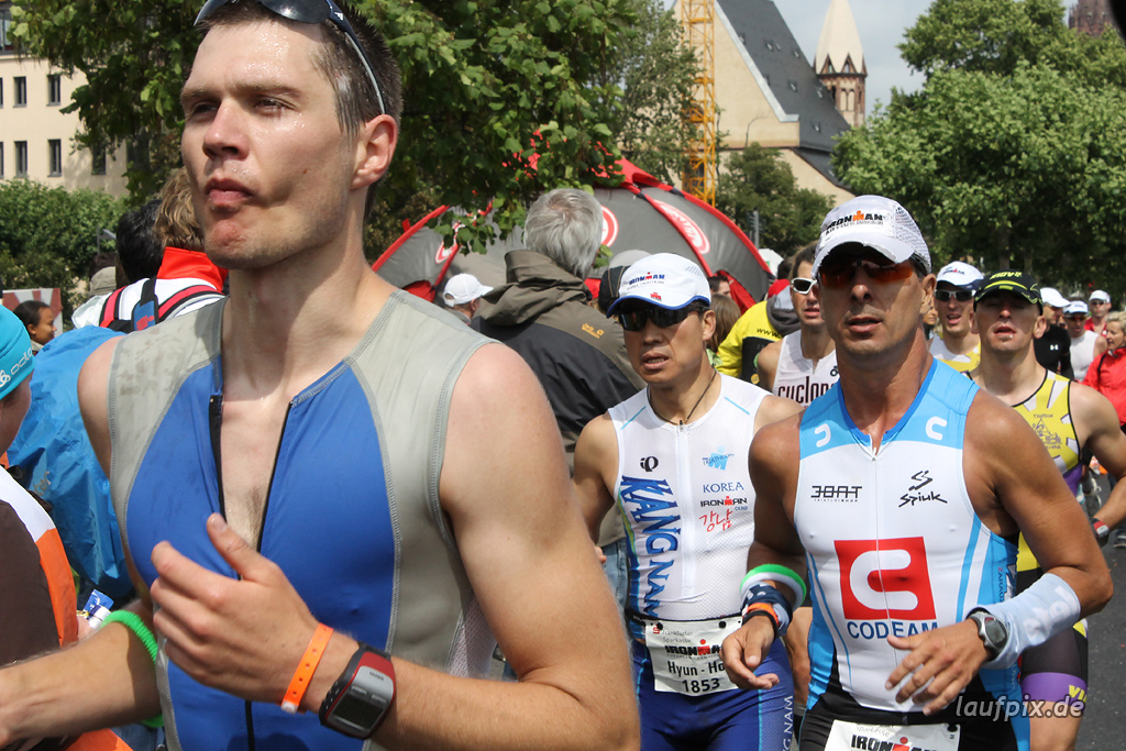 Ironman Frankfurt - Run 2011 - 426