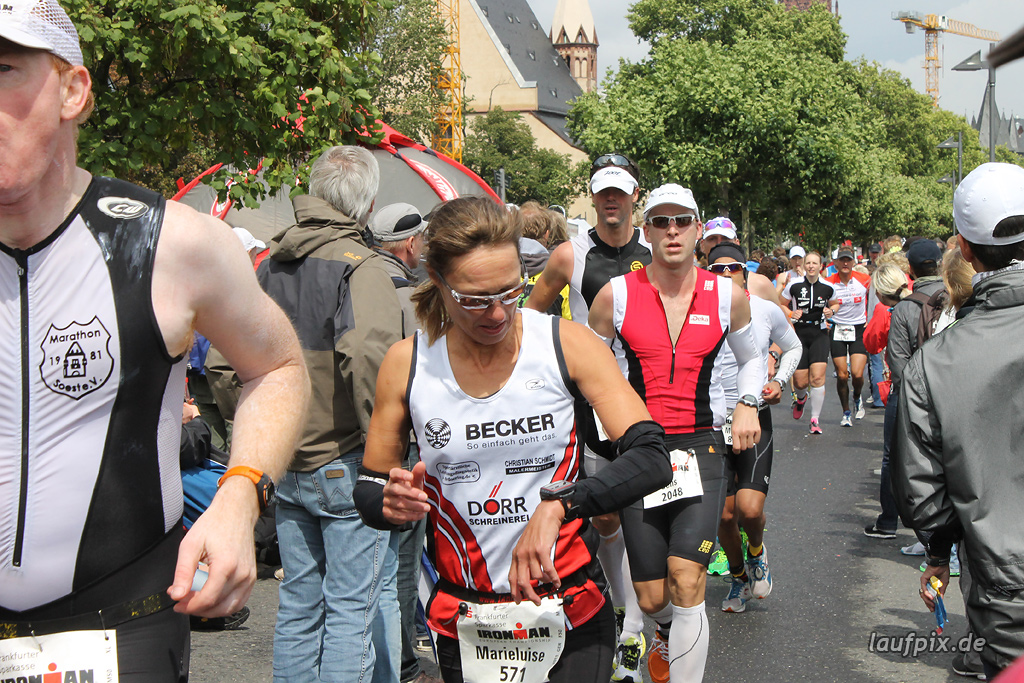 Ironman Frankfurt - Run 2011 - 429
