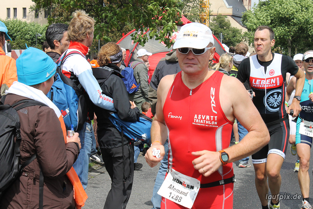Ironman Frankfurt - Run 2011 - 444