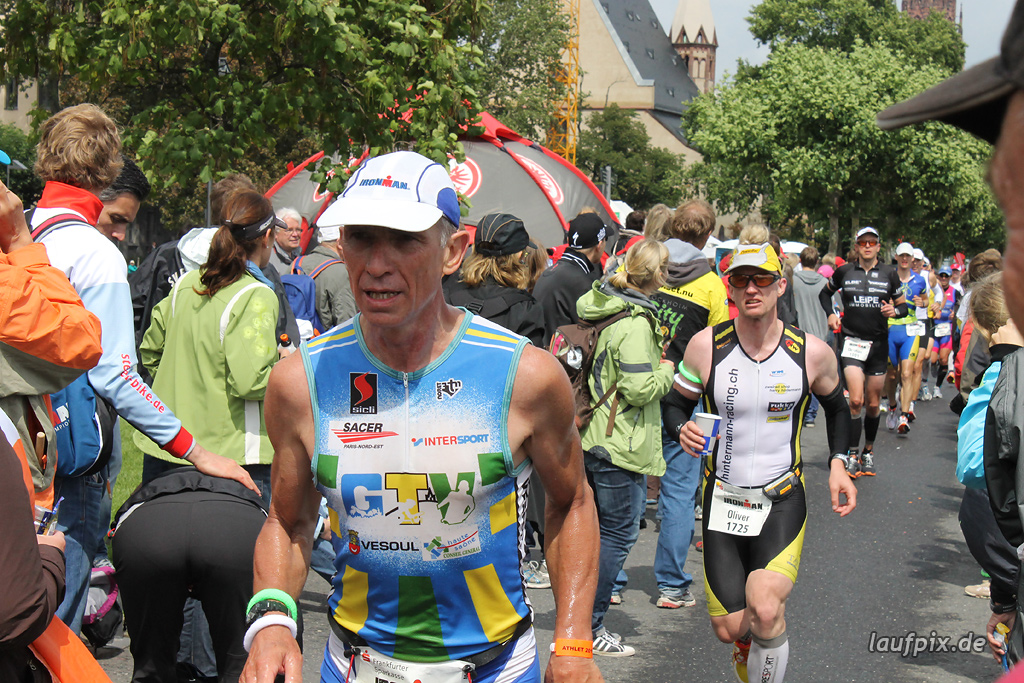 Ironman Frankfurt - Run 2011 - 463