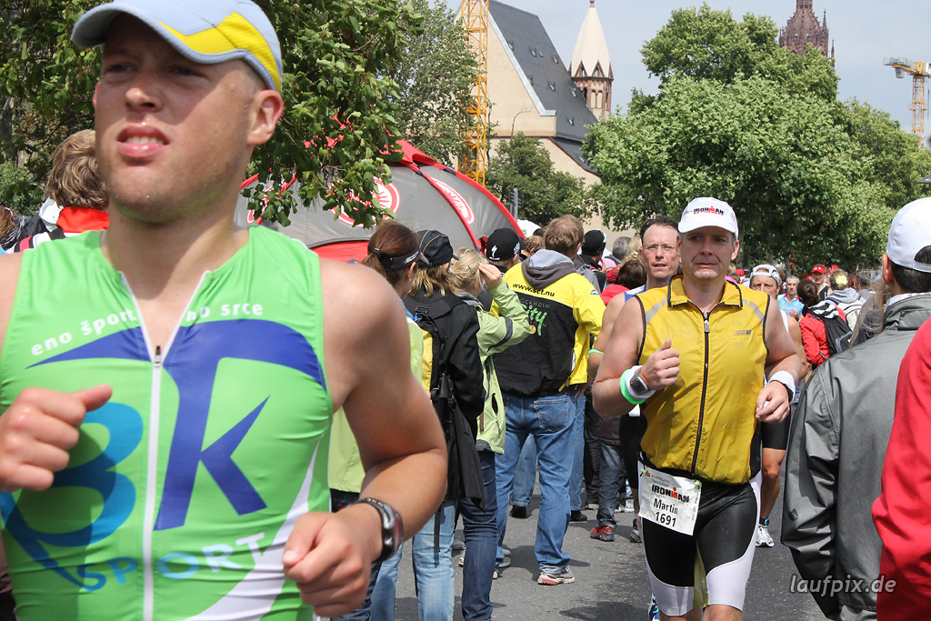 Ironman Frankfurt - Run 2011 - 491