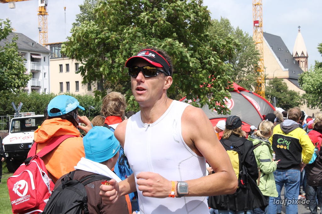 Ironman Frankfurt - Run 2011 - 500