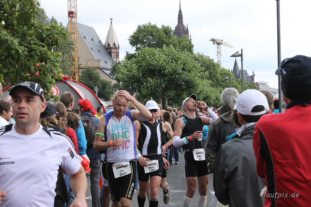 Ironman Frankfurt - Run 2011 - 536