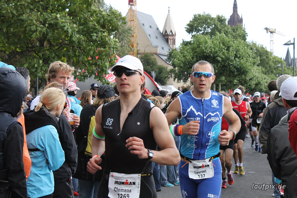 Ironman Frankfurt - Run 2011 - 541