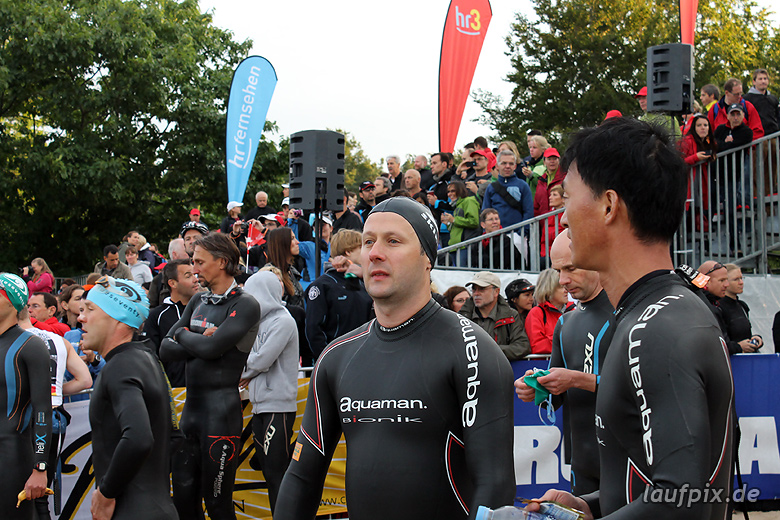 Ironman Frankfurt - Swim 2011 - 28