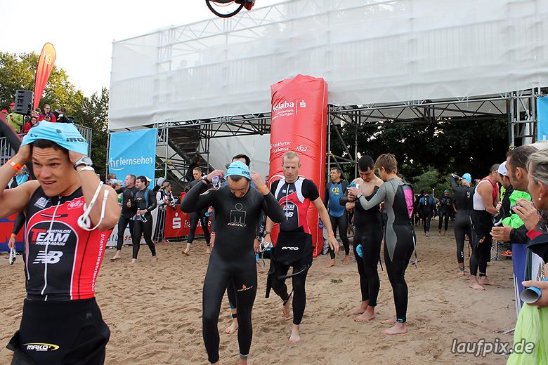 Ironman Frankfurt - Swim 2011 - 33